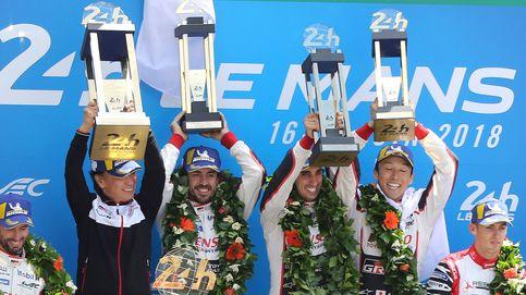 Las 24 horas de Le Mans: Toyota y Alonso firman una victoria histórica