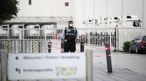 El Gobierno investiga el matadero alemán tras detectar más de 730 casos de covid-19
