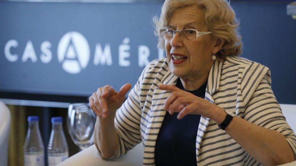 Carmena anuncia una revisión catastral y una rebaja del IBI de hasta el 40%