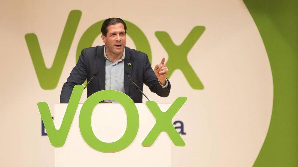 Pedro Fernández, el abogado de Vox en el procés, número 1 por Zaragoza