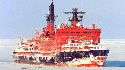 Los gigantescos rompehielos que Rusia va a construir