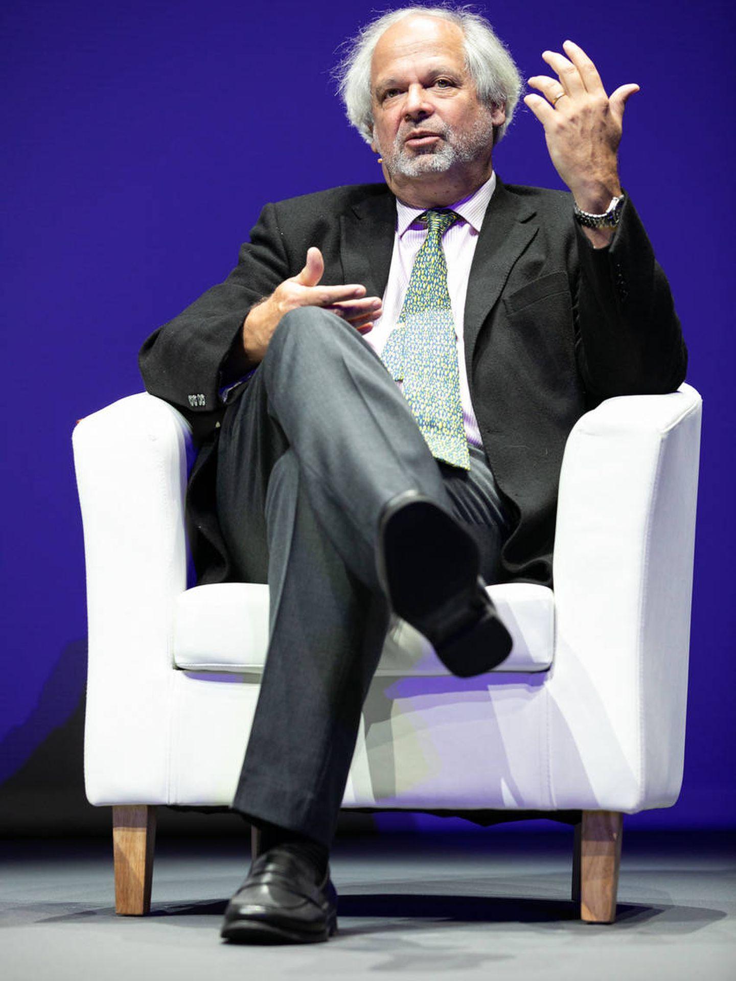 Juan Enríquez. (EC)