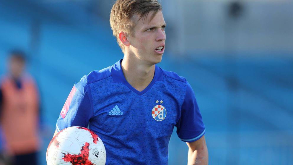 Dani Olmo, el talento de la cantera del Barça que quiere robar la selección croata