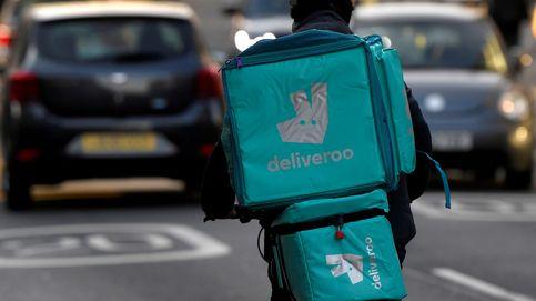 Deliveroo debutará en Bolsa a un precio de 3,9 libras por acción, el mínimo esperado
