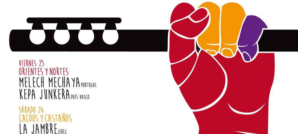 Foto: El PP de Granada retira la subvención a un festival de folk con cartel republicano