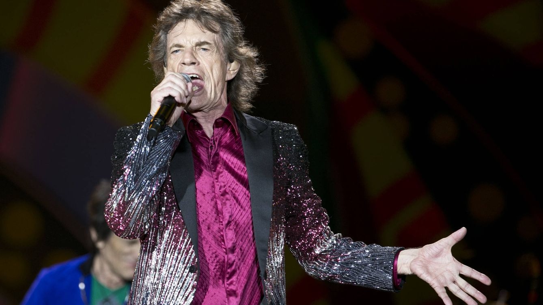 Foto: Mick Jagger (Gtres)