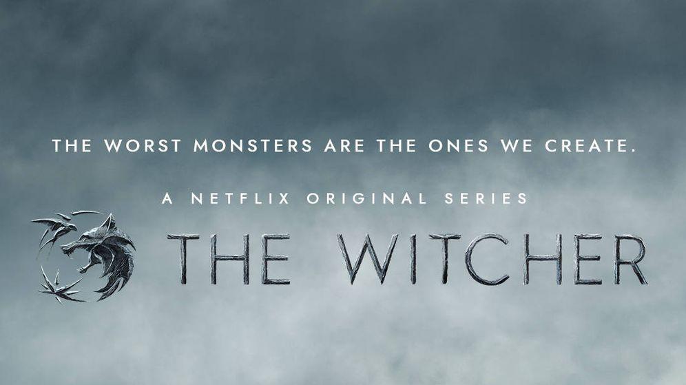 Foto: Póster de 'The Witchter'. (Netflix)