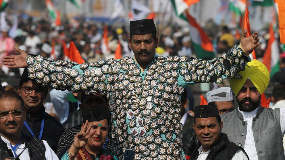 Los indignados de India: la futura alternativa ante el radicalismo hindú de Modi