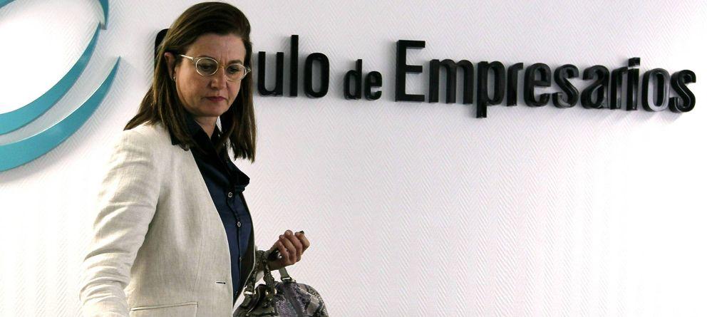 Foto: La ex presidenta del Círculo de Empresarios, Mónica de Oriol. (EFE)