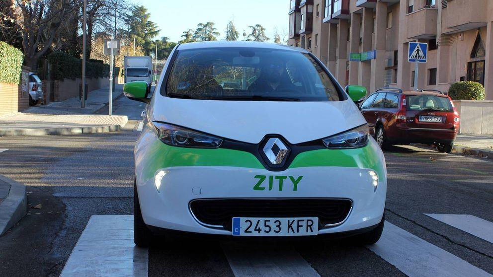 El coche eléctrico de Zity llega a Madrid: probamos si es mejor que Car2go y Emov