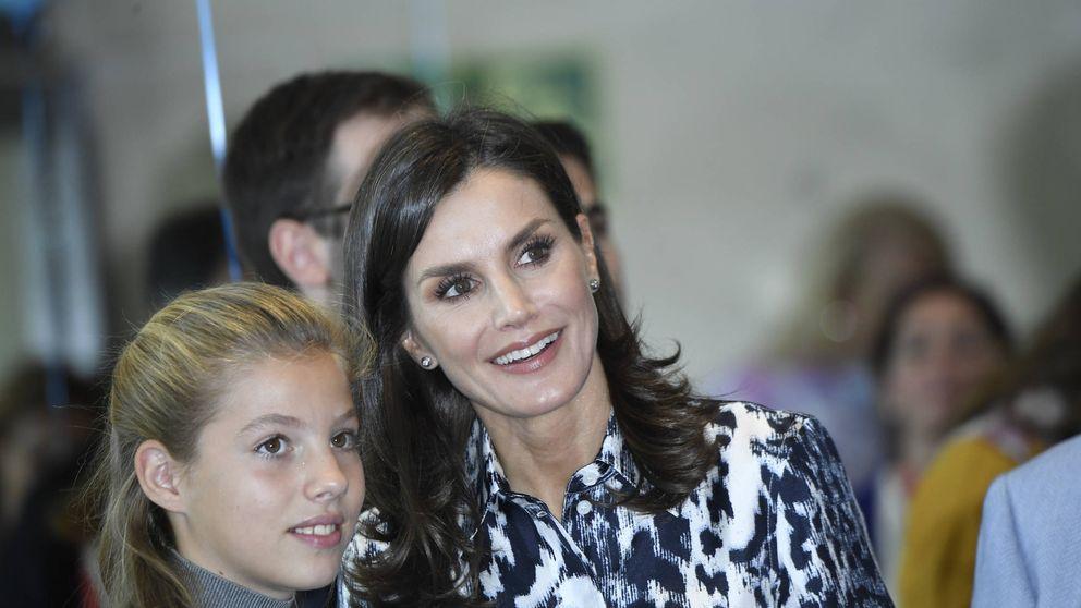 La reina Letizia, nuevo musa de Victoria Beckham en Barcelona