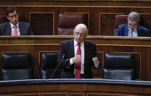 Montoro: España puede bajar los impuestos y dar un respiro a la gente