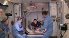 Los astronautas Bob Behnken y Chris Cassidy completan su décimo paseo espacial