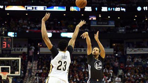 ¿Se puede parar a Curry? Una nueva exhibición: 53 puntos, 28 en un cuarto