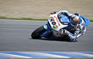 Maverick Viñales logra su primera victoria como debutante en Moto2
