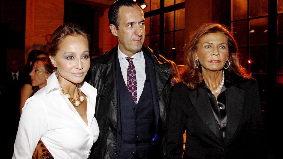 Isabel Preysler y Jaime de Marichalar, pareja de baile en Barcelona