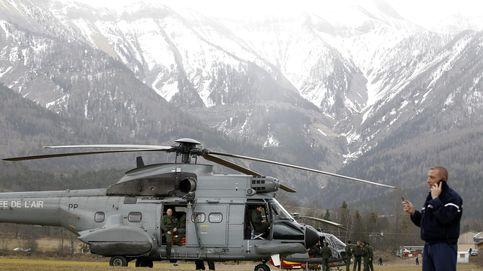 La ley de la montaña manda en un rescate de las víctimas del avión más psicológico que físico