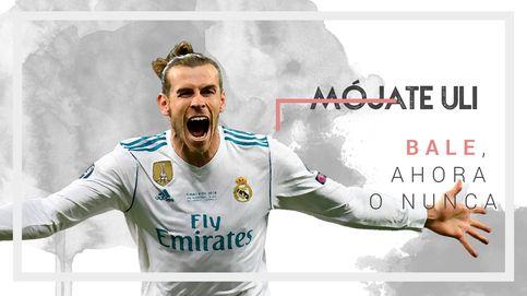A Bale se le terminaron las excusas en un Madrid sin Ronaldo ni Zidane (ni Neymar)
