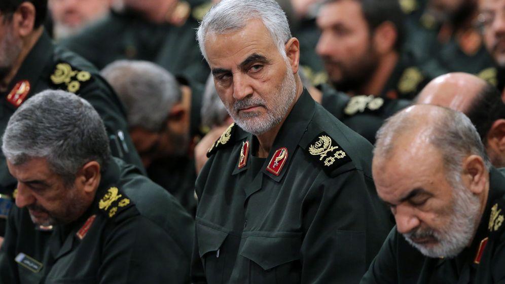 Foto: El general iraní Qasem Soleimani. (EFE)