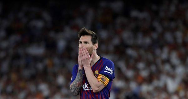 La soledad de Leo Messi en el Barça y como Argentina puede curarle las heridas