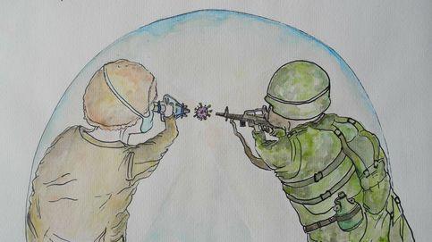 ¿Guerra contra el Covid-19? No culpes a la metáfora