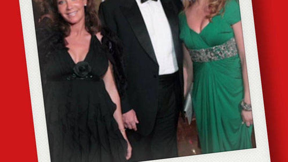 La foto que avergüenza a la casa real sueca: Magdalena posa con Trump