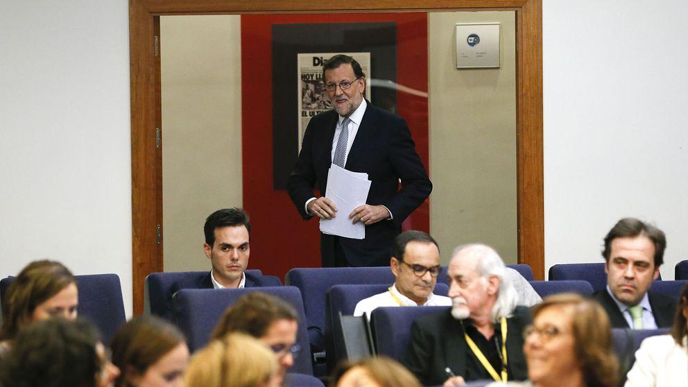 Rajoy inventa la investidura en diferido y abre un debate constitucional