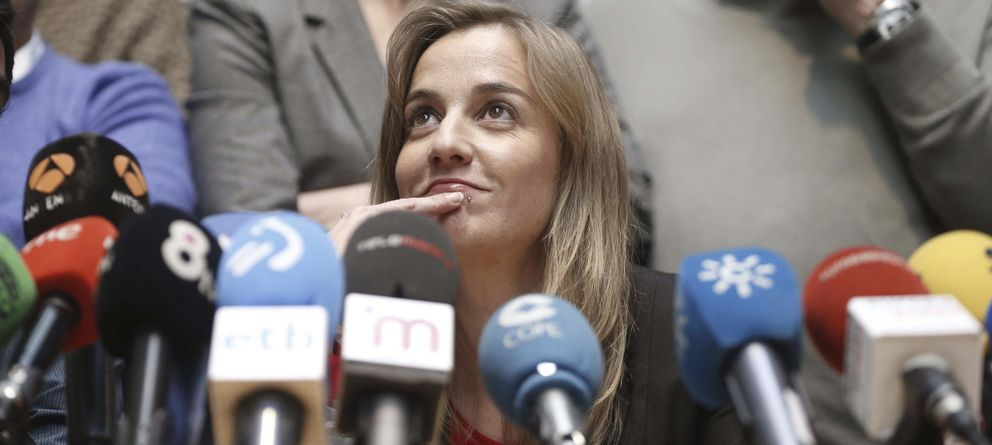 Foto: La hasta ahora candidata de IU a la Comunidad de Madrid, Tania Sánchez. (EFE)