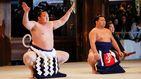 Japón quiere contagiar al resto del mundo la afición por el sumo