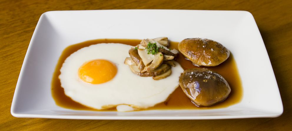 Foto: Muñagorri, una cocina bien construida, de sabores nítidos, estructurados y definidos