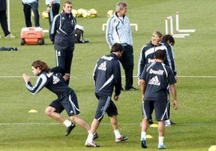 Foto: El Real Madrid se carga la red blanca de ojeadores