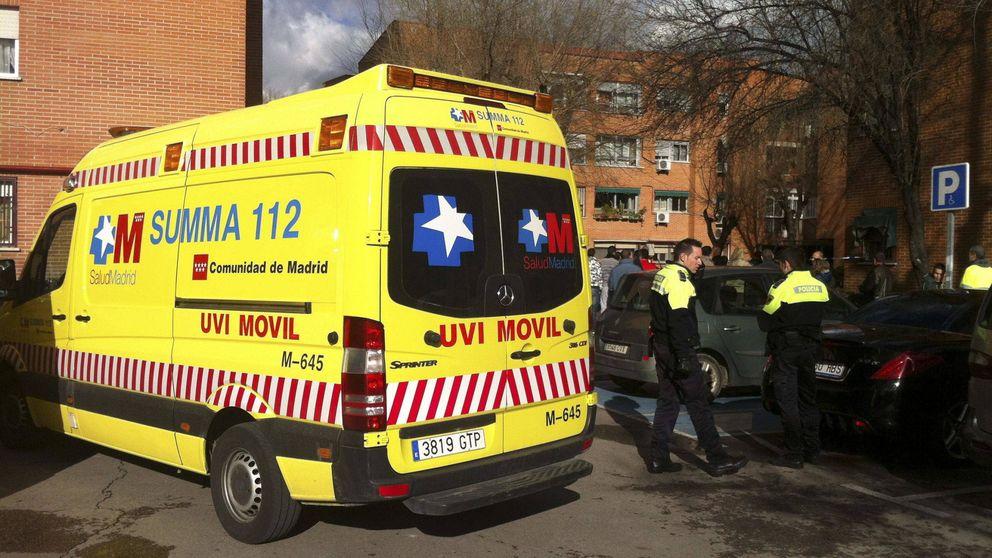 Detienen al conductor que se dio a la fuga tras atropellar a una mujer en Madrid