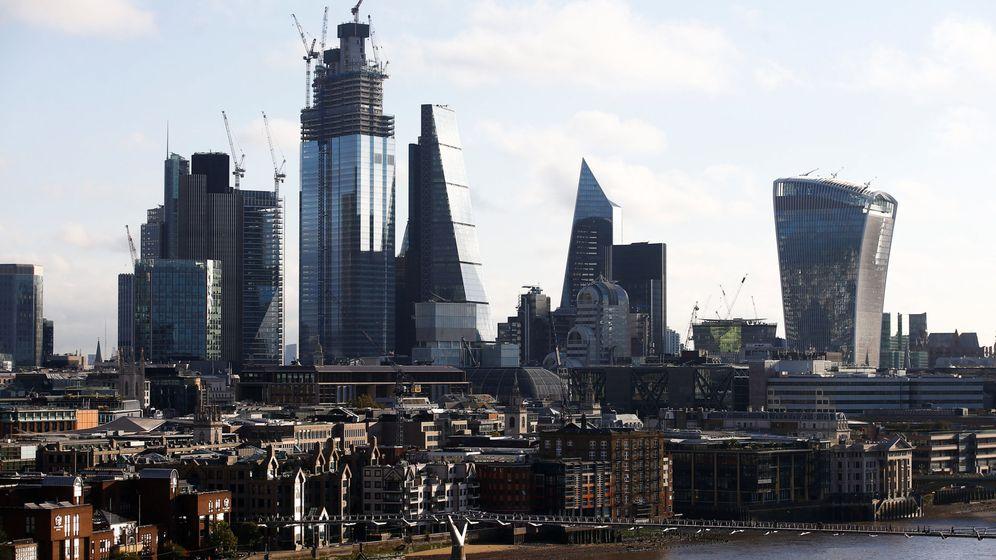 Foto: El edificio se encuentra en una de las mejores zonas de Londres (Reuters/Henry Nicholls)