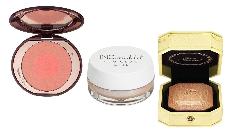 Nuevos formatos iluminadores que sublimarán tu maquillaje.
