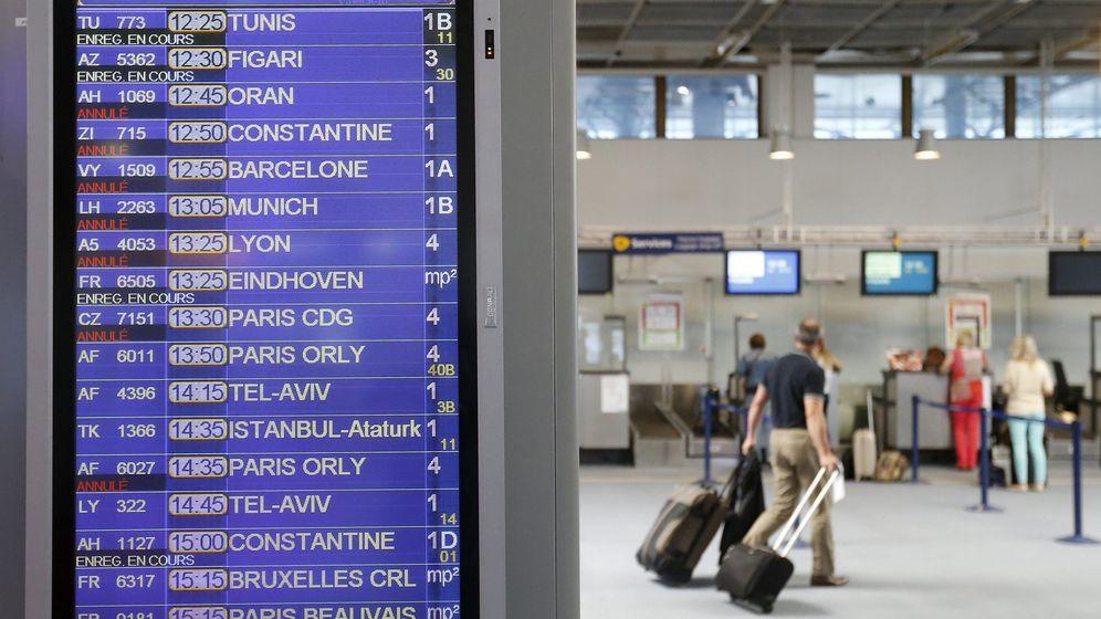 Foto: Los retrasos son habituales en los aeropuertos, y muchas veces no se reclaman. (EFE/Guillaume Horcajuelo)
