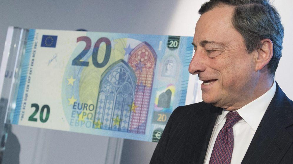 Foto: El presidente del BCE. Mario Draghi
