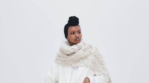 La bufanda de Zara que ha agotado stock y con la que no sentirás el frío