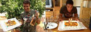 Jesús Vázquez comparte sus 47 primaveras con sus seguidores por Facebook