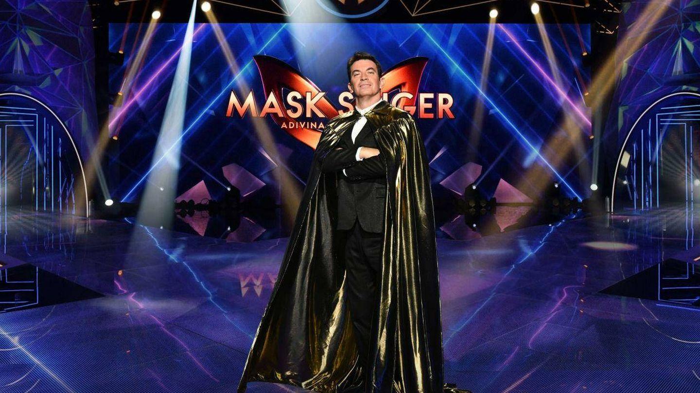Arturo Valls, presentador de 'Mask Singer'. (Antena 3)