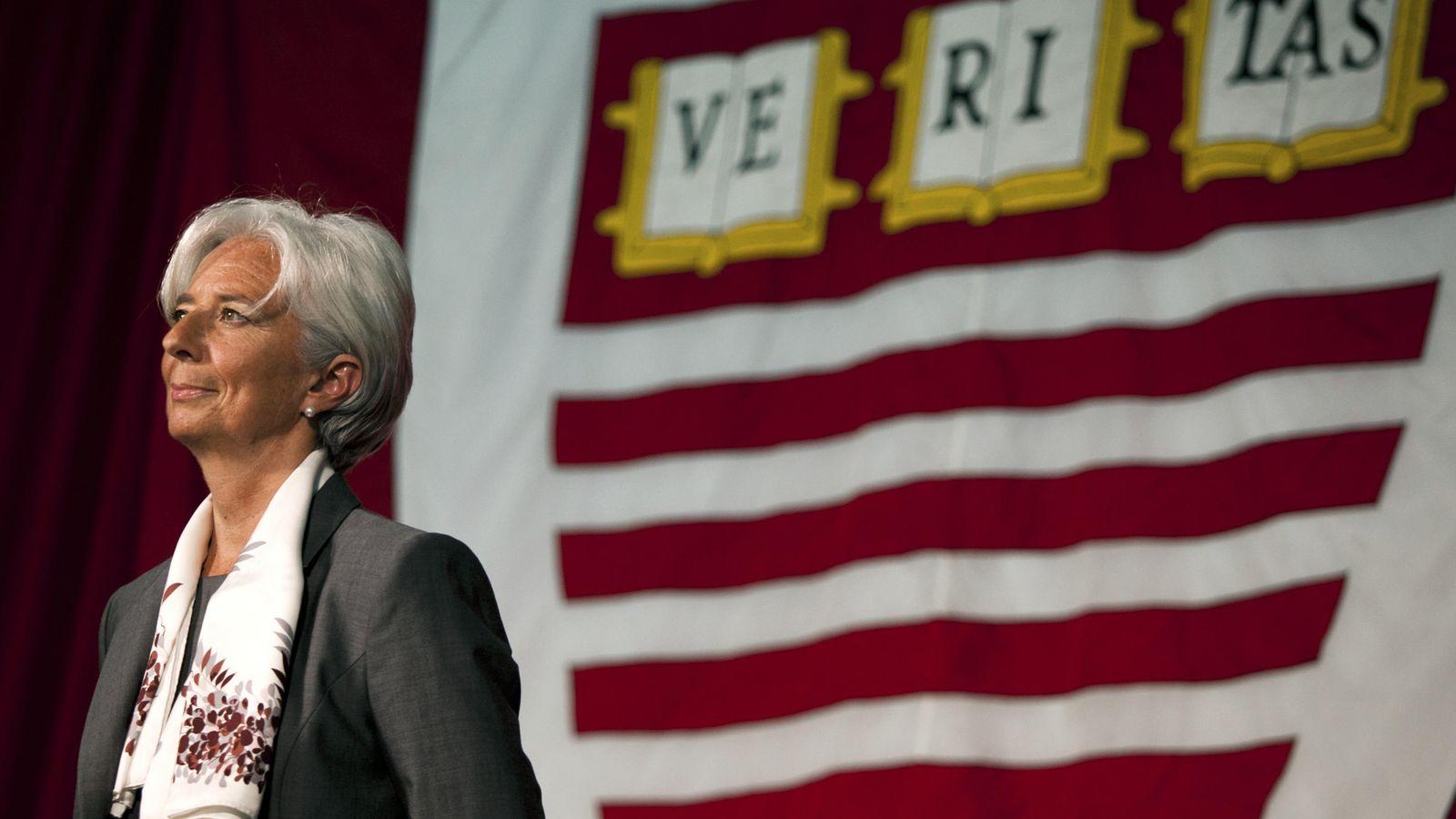 Foto: Christine Lagarde, presidenta del Fondo Monetario Internacional (FMI). (Reuters)