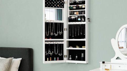Muebles joyero para tener tus joyas organizadas y bajo llave