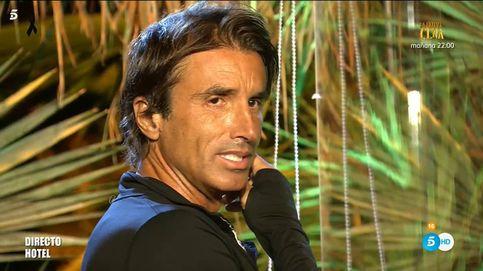 Hugo Sierra, expulsado y apartado de la gran final de 'Supervivientes 2020'
