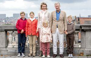 El presupuesto de la familia real de Bélgica dobla el de la española