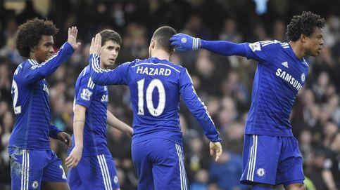 Costa se rompe el día que Bellerín y Ander Herrerabrillan a golpe de gol