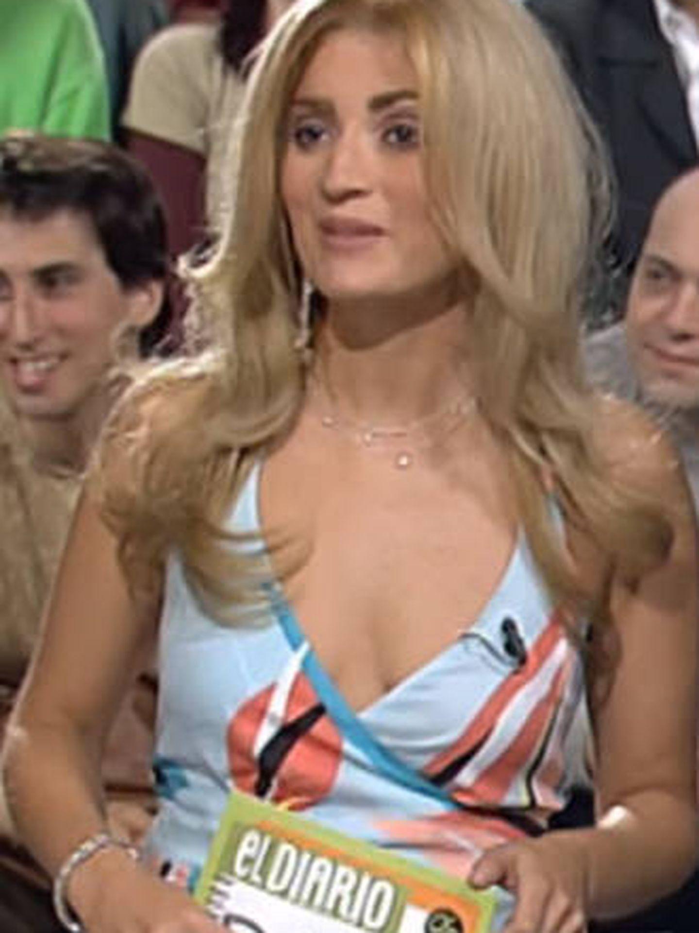 Silvia Abril en 'Homo Zapping'. (Atresmedia Televisión)