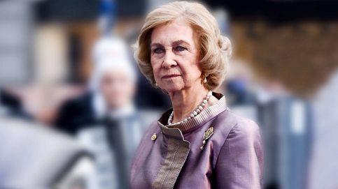 La triste cita con la que doña Sofía acaba sus vacaciones: el funeral de Marie de Liechtenstein