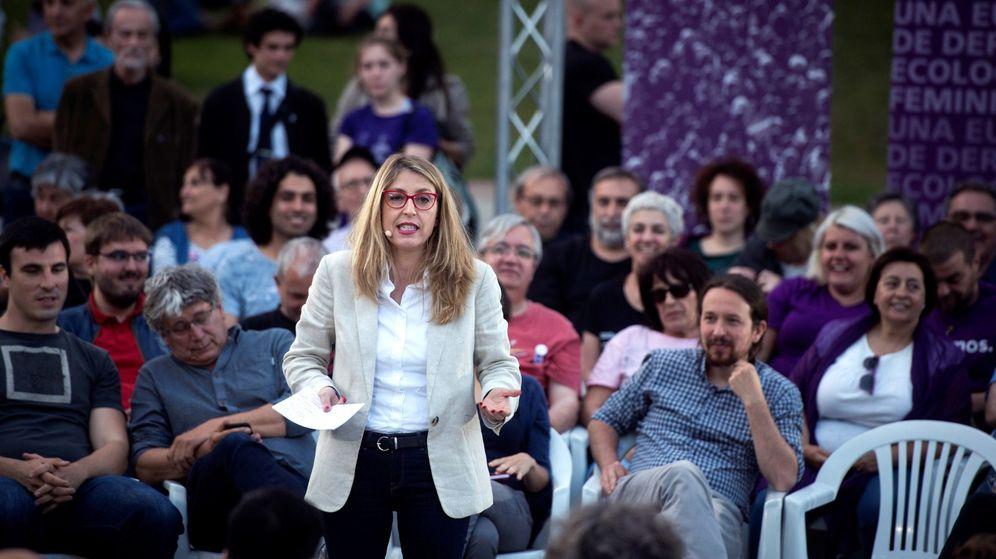 Foto: María Eugenia Rodríguez Palop. (Efe)