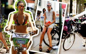 Súbete a la bici con estilo