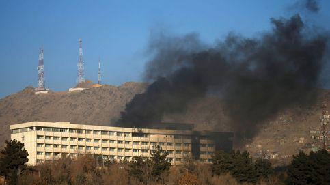 18 muertos, 14 de ellos extranjeros, en el ataque al hotel de lujo de Kabul