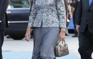 Doña Sofía y su ajuste de cuentas con la vida